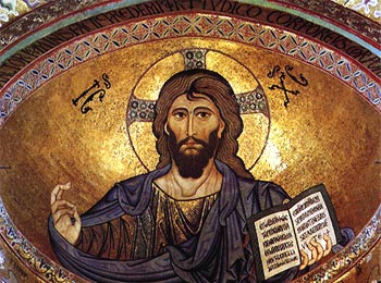 Pantocrator Christ the King
